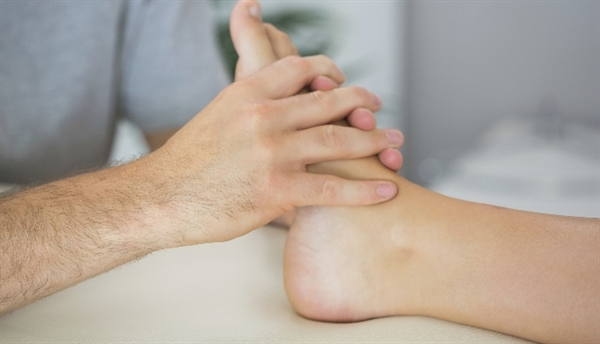 Reflexology dates back to ancient literature, and it's currently experiencing a resurgence in popularity for the treatment of pain management and anxiety. The practice uses slight pressure on specific muscle areas of the feet and/or hands to stimulate blood flow and nerve impulses, which then trigger the release of endorphins and retained toxins.