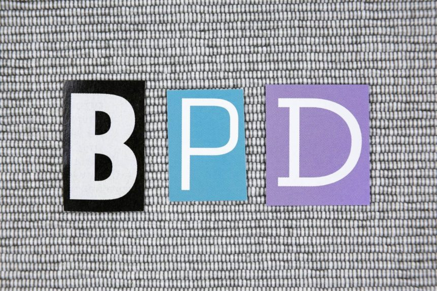 Borderline Personality Disorder acronym