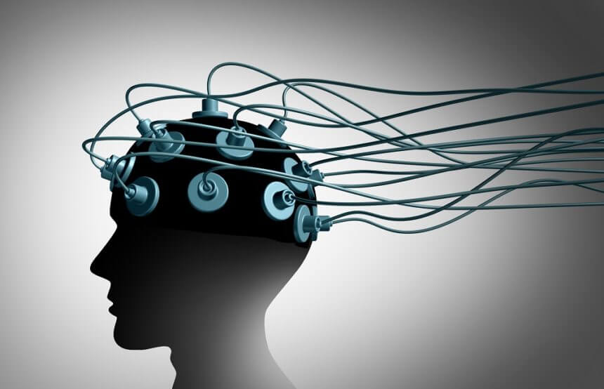 EEG brain linking