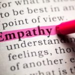 empathy in a dictionary