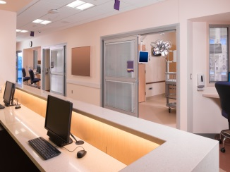 hospital, institution