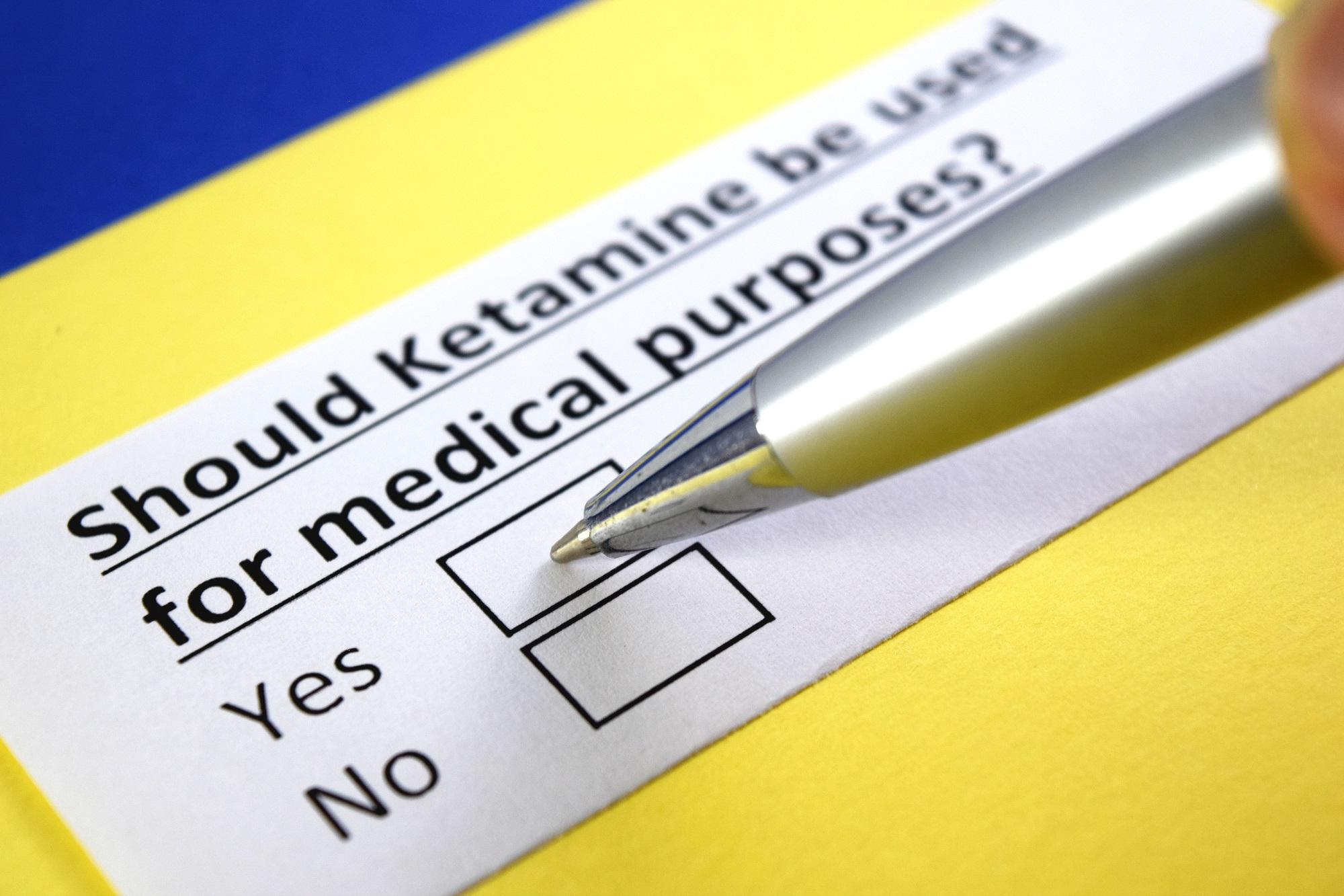 Painting Ketamine in a Bad Light - Psychiatry Advisor