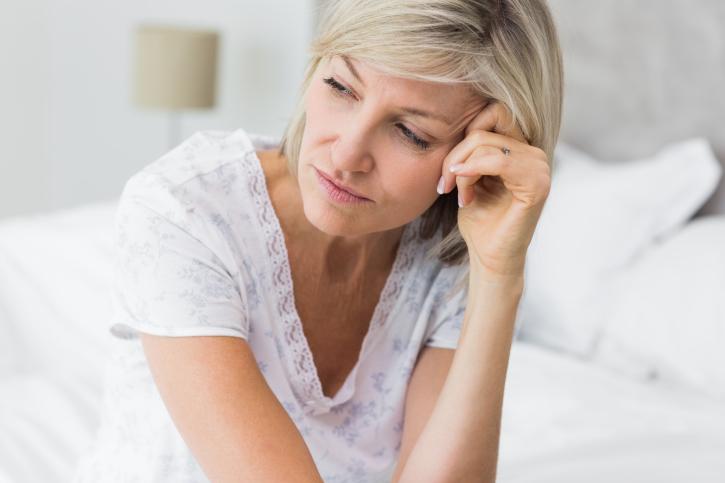 anxiety in women