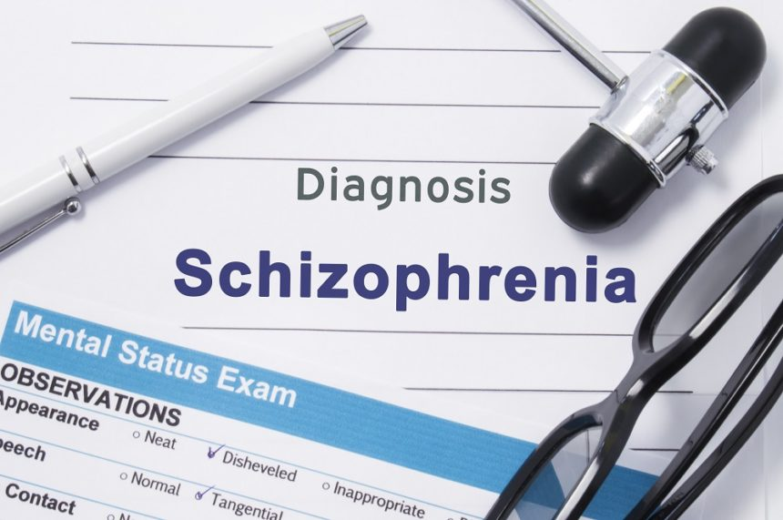 schizophrenia diagnosis