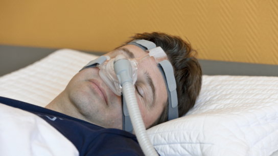 ACP Releases New Clinical Guideline for Obstructive Sleep Apnea
