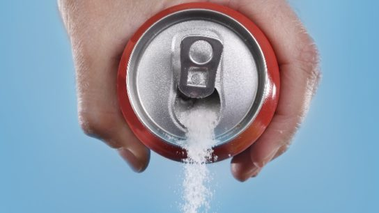 A Mexican soda tax led to a decrease in the amount of sugar sweetened beverages consumed over 2 year