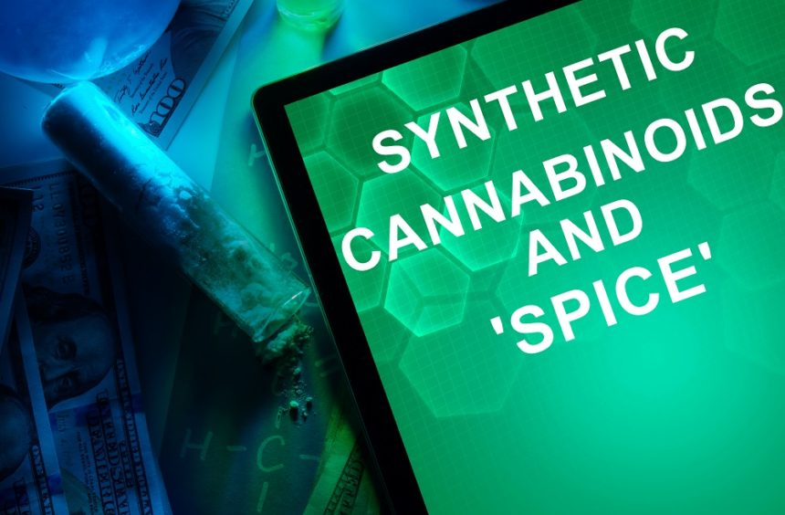 synthetic cannabinoid