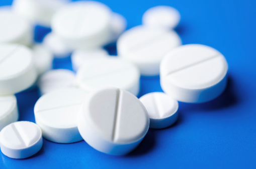 Taking aspirin appears to improve survival for patients with CRC
