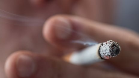 Blood test 'to help smokers quit'