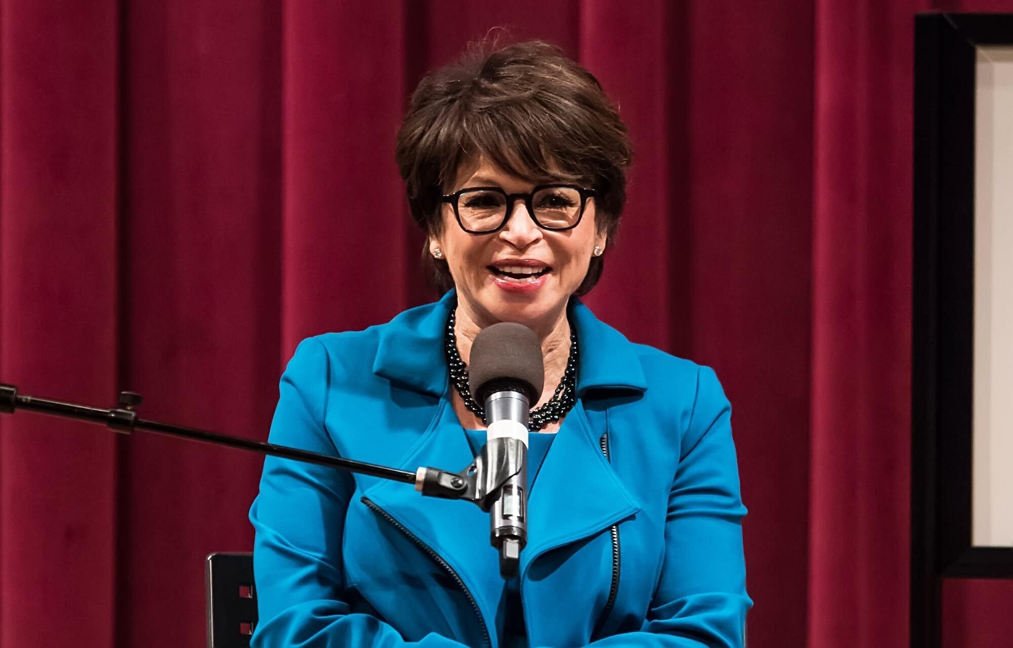Picture of Valerie Jarrett, JD, former presidential advisor
