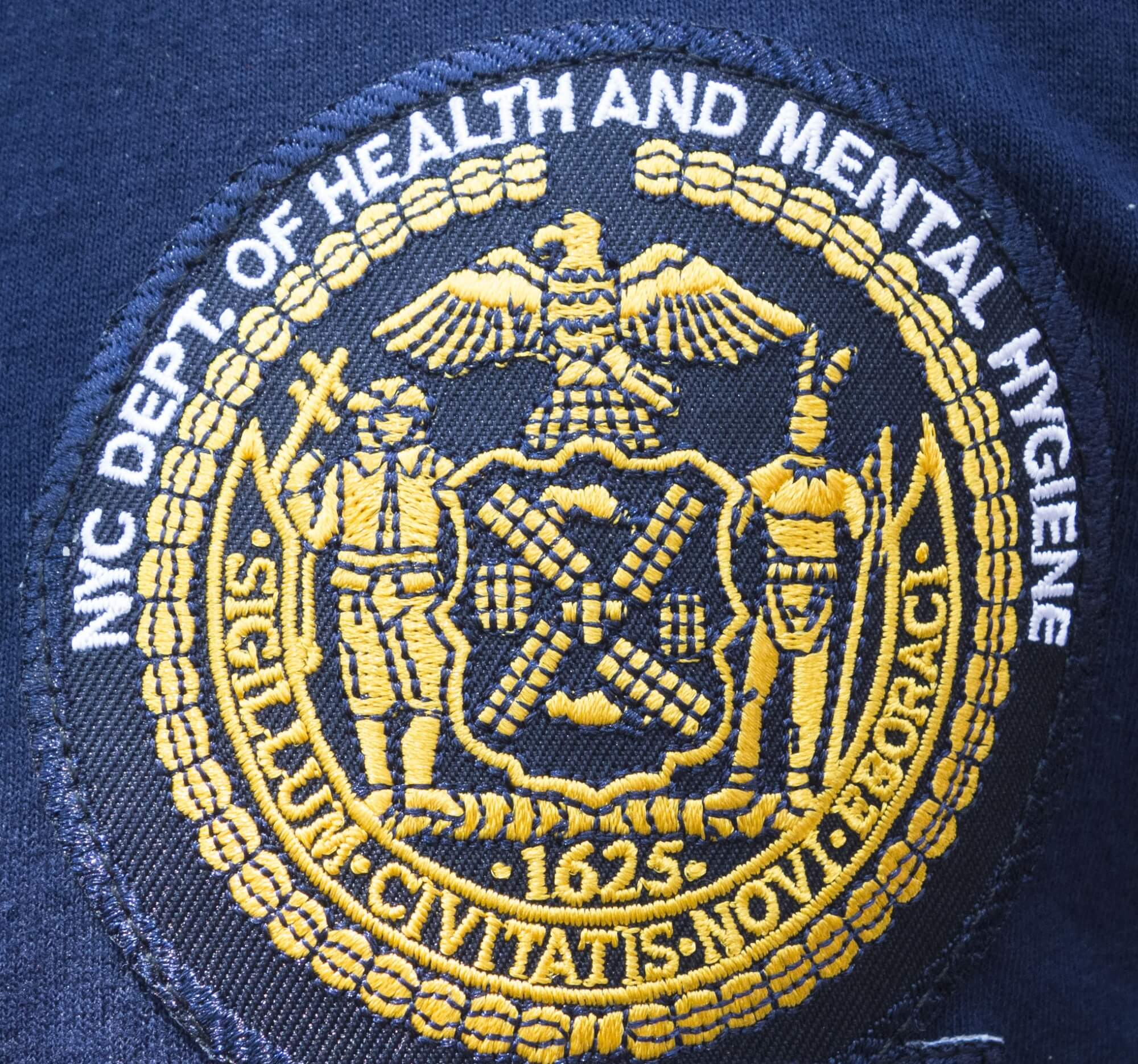 Official patch of the NYC Department of Health and Mental Hygiene