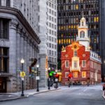 Old State House, Boston, Massachusetts