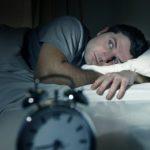 man who can't sleep