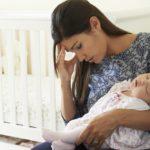 Postpartum depression declining but still relevant