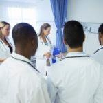 medical students in residency