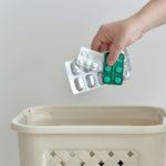 opioids, medication disposal, trash